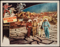"Movie Posters:Science Fiction, Destination Moon (Pathé, 1950). Lobby Card (11"" X 14""). ScienceFiction.. ..."