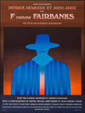 "Movie Posters:Foreign, F as in Fairbanks (Gaumont, 1976). French Grande (45.5"" X 61""). Foreign.. ..."