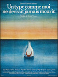 """Movie Posters:Foreign, A Guy Like Me Should Never Die (Planfilm, 1976). French Grande (45.5"""" X 61""""). Foreign.. ..."""