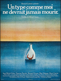 """A Guy Like Me Should Never Die (Planfilm, 1976). French Grande (45.5"""" X 61""""). Foreign"""