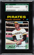 Baseball Cards:Singles (1970-Now), 1971 Topps Roberto Clemente #630 SGC 96 Mint 9 - Pop Three, NoneHigher. ...