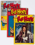 Golden Age (1938-1955):Humor, The Adventures of Bob Hope Group of 33 (DC, 1950-67) Condition: GD.... (Total: 33 Comic Books)