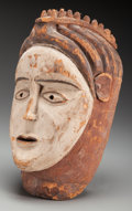 Tribal Art, FANG, Gabon. Female Mask...