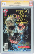 Modern Age (1980-Present):Science Fiction, The X-Files #30 Signature Series (Topps Comics, 1997) CGC NM+ 9.6White pages....