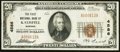 National Bank Notes:Montana, Kalispell, MT - $20 1929 Ty. 1 The First NB Ch. # 4586. ...
