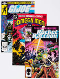 Modern Age (1980-Present):Miscellaneous, Comic Books - Assorted Modern Age Comics Group of 38 (Various Publishers, 1983-2015) Condition: Average NM-.... (Total: 38 Comic Books)