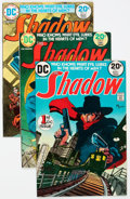 Bronze Age (1970-1979):Miscellaneous, The Shadow Group of 13 (DC, 1973-75) Condition: Average NM-....(Total: 13 Comic Books)