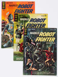 Silver Age (1956-1969):Science Fiction, Magnus Robot Fighter #1-31 Complete Run Group (Gold Key, 1963-72)Condition: Average VG/FN.... (Total: 31 Comic Books)
