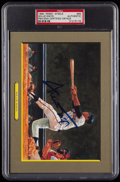 Baseball Collectibles:Others, Willie Mays Signed Perez Steele Card....