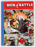 Golden Age (1938-1955):Religious, Men of Battle V1#5 (Catechetical Guild, 1943) Condition: FN....