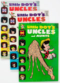 Silver Age (1956-1969):Humor, Little Dot's Uncles and Aunts File Copy Long Box Group (Harvey, 1965-74) Condition: Average NM-....