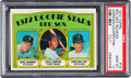 Baseball Cards:Singles (1970-Now), 1972 Topps Carlton Fisk - Red Sox Rookies #79 PSA Gem Mint 10 - PopFive....