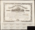 Confederate Notes:Group Lots, Ball 55 Cr. 57 $500 1861 Bond Fine. . ...