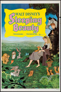 "Movie Posters:Animation, Sleeping Beauty (Buena Vista, 1959). One Sheet (27"" X 41"") Style B.Animation.. ..."