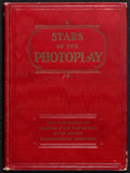 """Movie Posters:Miscellaneous, Stars of the Photoplay (Photoplay Publishing, 1930). Hardcover Book (Multiple Pages, 8.75"""" X 10.25). Miscellaneous.. ..."""