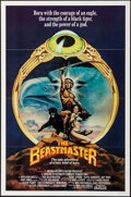 "Movie Posters:Fantasy, The Beastmaster & Other Lot (MGM/UA, 1982). International One Sheet & One Sheet (27"" X 41""). Fantasy.. ... (Total: 2 Items)"