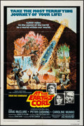 "Movie Posters:Science Fiction, At the Earth's Core & Other Lot (American International, 1976).One Sheets (2) (27"" X 41""). Science Fiction.. ... (Total: 2 Items)"