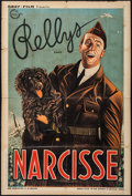 """Movie Posters:Foreign, Narcisse (Gray-Film, 1940). French Half Grande (31.5"""" X 47""""). Foreign.. ..."""