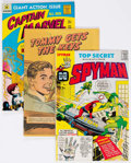 Silver Age (1956-1969):Miscellaneous, Harvey Comics and Others Long Box Group (Harvey and Others, 1960-70s) Condition: Average GD/VG....