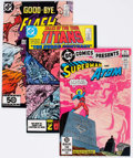 Modern Age (1980-Present):Superhero, DC Modern Age Long Boxes Group (DC, 1980s) Condition: AverageVF/NM.... (Total: 2 Items)