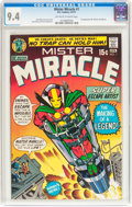 Bronze Age (1970-1979):Superhero, Mister Miracle #1 (DC, 1971) CGC NM 9.4 Off-white to white pages....