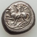Ancients:Greek, Ancients: CILICIA. Celenderis. Ca. 430-420 BC. AR stater (10.71gm)....
