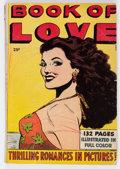Golden Age (1938-1955):Romance, Fox Giants Book of Love (Fox Features Syndicate, 1950) Condition: GD....