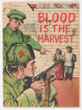 Golden Age (1938-1955):War, Blood Is the Harvest #nn (Catechetical Guild, 1950) Condition:GD....