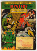 Golden Age (1938-1955):Crime, Classics Illustrated Giants Exciting Mystery (Gilberton, 1949) Condition: VG....