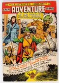 Golden Age (1938-1955):Classics Illustrated, Classics Illustrated Giants Great Adventure (Gilberton, 1949)Condition: VG....