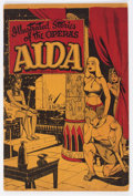 Golden Age (1938-1955):Miscellaneous, Illustrated Stories of the Operas #nn Aida (Baily Publication, 1943) Condition: VG/FN....