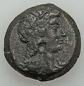 Ancients:Greek, Ancients: EGYPT. Ptolemy V Epiphanes (204-180 BC). AE 26 mm (13.46gm). Nearly VF....
