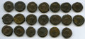 Ancients:Roman Provincial , Ancients: EGYPT. Alexandria. Lot of twenty later BIL tetradrachms.... (Total: 20 coins)