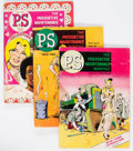 Memorabilia:Comic-Related, PS Preventive Maintenance Monthly Group of 35 (U.S. Army, 1954-78) Condition: Average GD/VG.... (Total: 35 Comic Books)