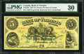 Canadian Currency: , Toronto, ON- Bank of Toronto $5 Feb. 1, 1923 Ch. 715-22-20. ...