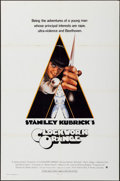 "Movie Posters:Science Fiction, A Clockwork Orange (Warner Brothers, 1971). International One Sheet(27"" X 41""). Science Fiction.. ..."