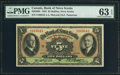 Canadian Currency: , Halifax, NS- Bank of Nova Scotia $5 Jan. 2, 1935 Ch. # 550-36-02....