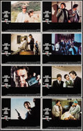 "Movie Posters:Crime, The Enforcer (Warner Brothers, 1977). Lobby Card Set of 8 (11"" X 14""). Crime.. ... (Total: 8 Items)"