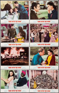 "Movie Posters:Academy Award Winners, Gone with the Wind (MGM, R-1974/R-1968). Lobby Cards (8) (11"" X 14""). Academy Award Winners.. ... (Total: 8 Items)"