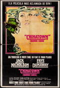 "Movie Posters:Mystery, Chinatown (CIC, 1974). Spanish One Sheet (27.5"" X 40""). Mystery....."