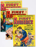 Golden Age (1938-1955):Romance, First Romance Magazine File Copy Group of 20 (Harvey, 1951-58)Condition: Average VF.... (Total: 20 Comic Books)