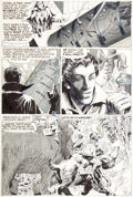 Original Comic Art:Panel Pages, Gray Morrow Edge of Chaos Story Page 3 Original Art (PacificComics, 1983-84)....