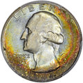 Washington Quarters, 1964-D 25C MS67+ PCGS. CAC....