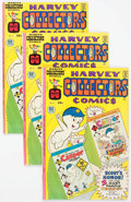 Bronze Age (1970-1979):Cartoon Character, Harvey Collectors Comics #2 File Copy Long Box Group (Harvey, 1975)Condition: Average VF/NM....