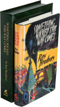 Books:Horror & Supernatural, Ray Bradbury. Something Wicked This Way Comes. Springfield: 1999. Deluxe issue, limited and signed....