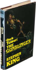 Books:Science Fiction & Fantasy, Stephen King. The Dark Tower: The Gunslinger. West Kingston: 1982. First trade edition, inscribed by the author....