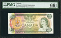 Canadian Currency: , BC-54cA-i $20 1979 Replacement. ...
