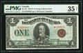Canadian Currency: , DC-25i 1923 $1. ...
