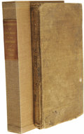 Books:First Editions, Texas (Republic). War Department. Government of the Army of theRepublic of Texas, Printed in Accordance with a Joint Re...