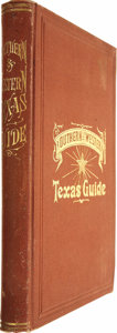 Books:Non-fiction, James L. Rock and W.I. Smith: Southern and Western Texas Guidefor 1878....